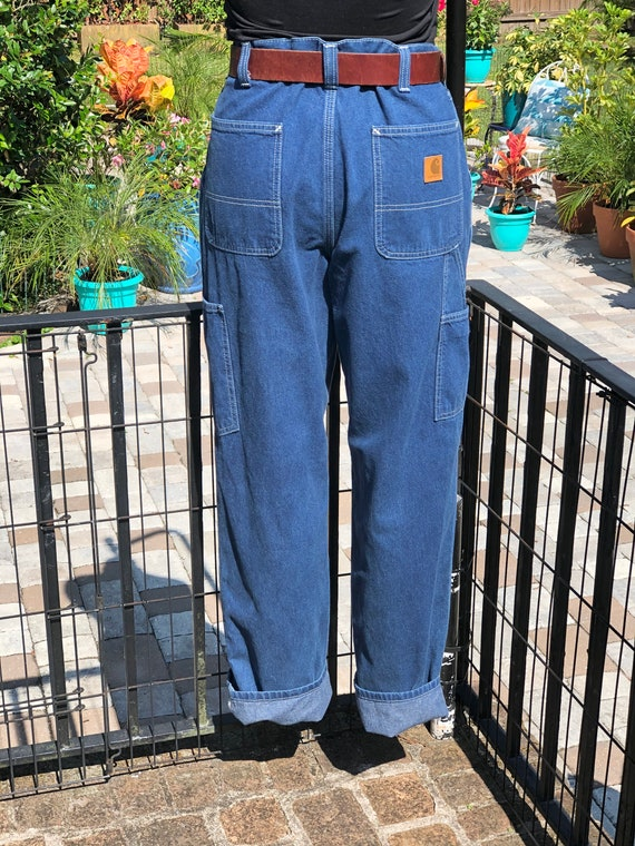 FREE US SHIPPING/carhartt/carhartt overall pants/… - image 7