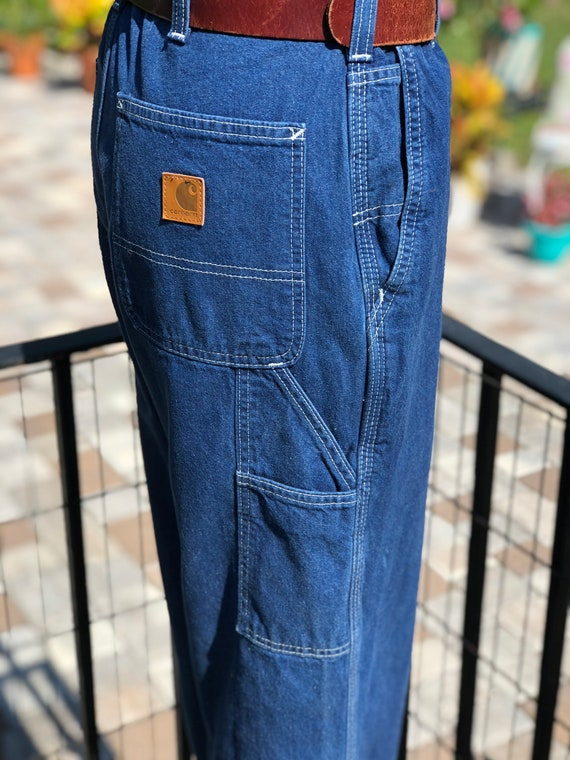 FREE US SHIPPING/carhartt/carhartt overall pants/… - image 5