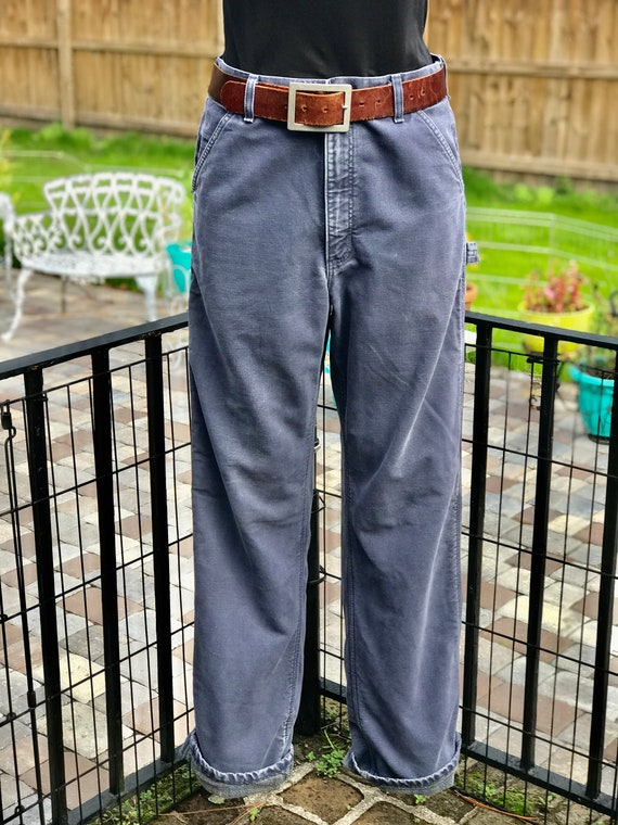 FREE US SHIPPING!/vintage carhartt pants/vintage c