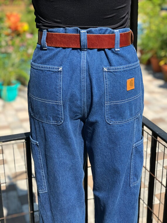 FREE US SHIPPING/carhartt/carhartt overall pants/… - image 8