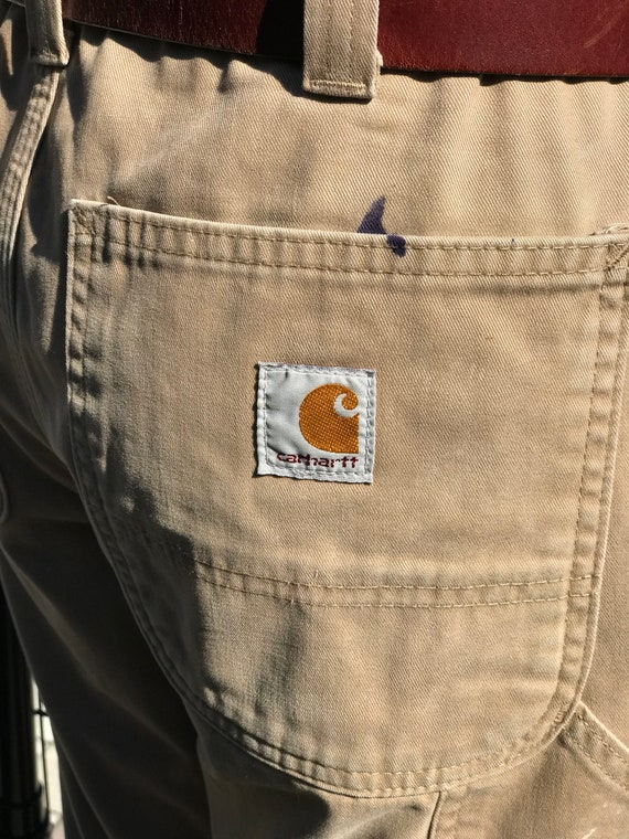 FREE US SHIPPING/ Carhartt pants/vintage carhartt… - image 4