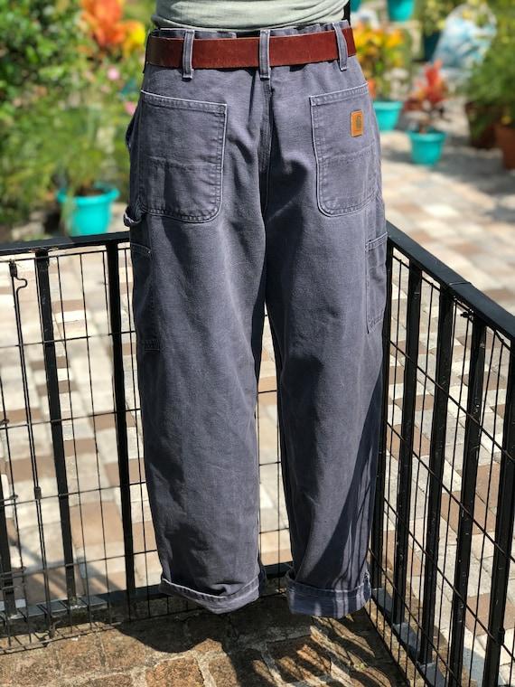 FREE US SHIPPING/Carhartt pants/vintage Carhartt/… - image 5