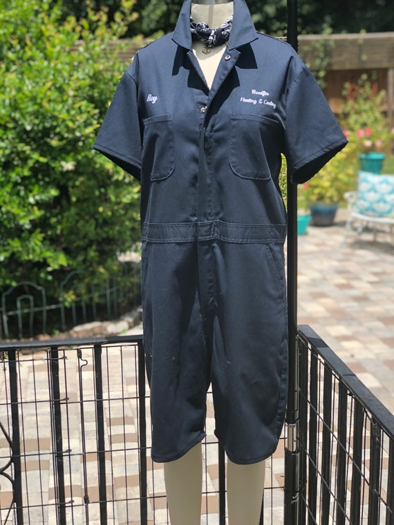 FREE US SHIPPING/coverall shorts/coveralls/short c