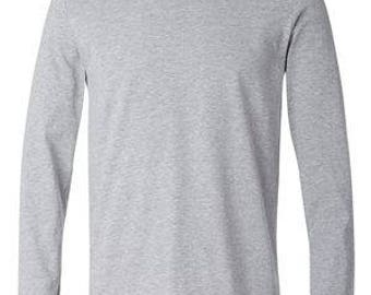 Any Design in our Shop- Long Sleeve Softstyle Shirt- Multiple Color Options