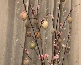 Easter sapling, ornament, Easter decoration