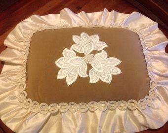 Decorative Pillow in pure silk