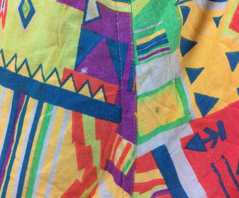 On Sale 40/% Vintage Floral Hawaiian Short Pant Holiday Streetwear Rare