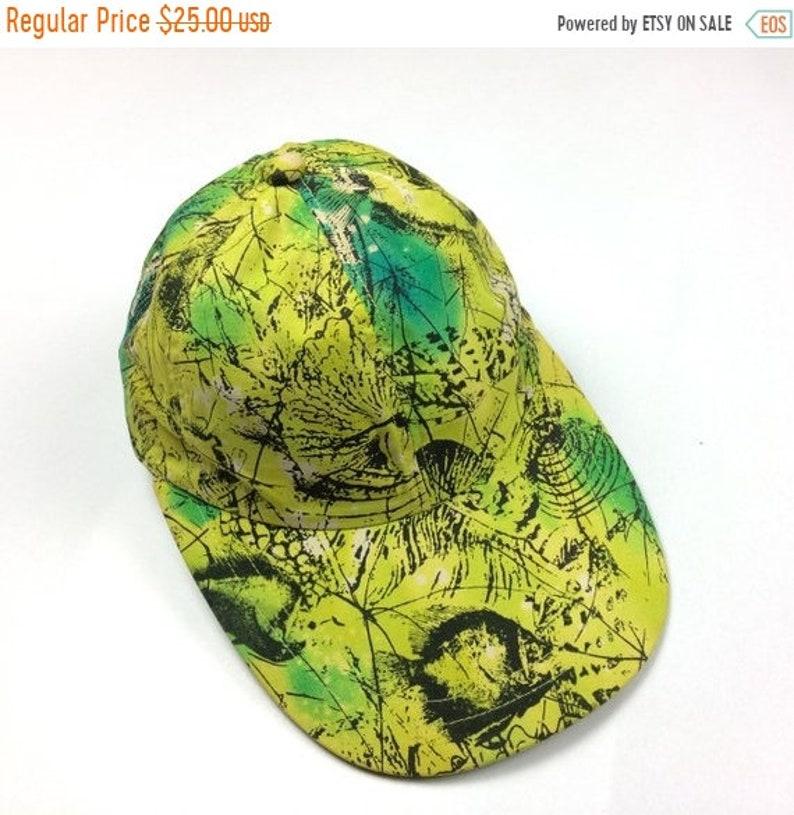 On Sale 40% Vintage Catalina Floral Caps Hats Skate Hip Hop  d9244fdcd10