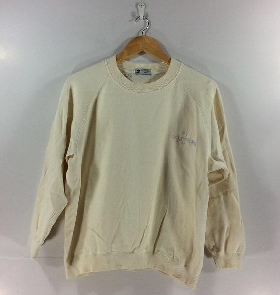On Sale 40/% Vintage Courreges Sport Futur Paris Big Logo Streetwear 90s Hip Hop Style Sweatshirt