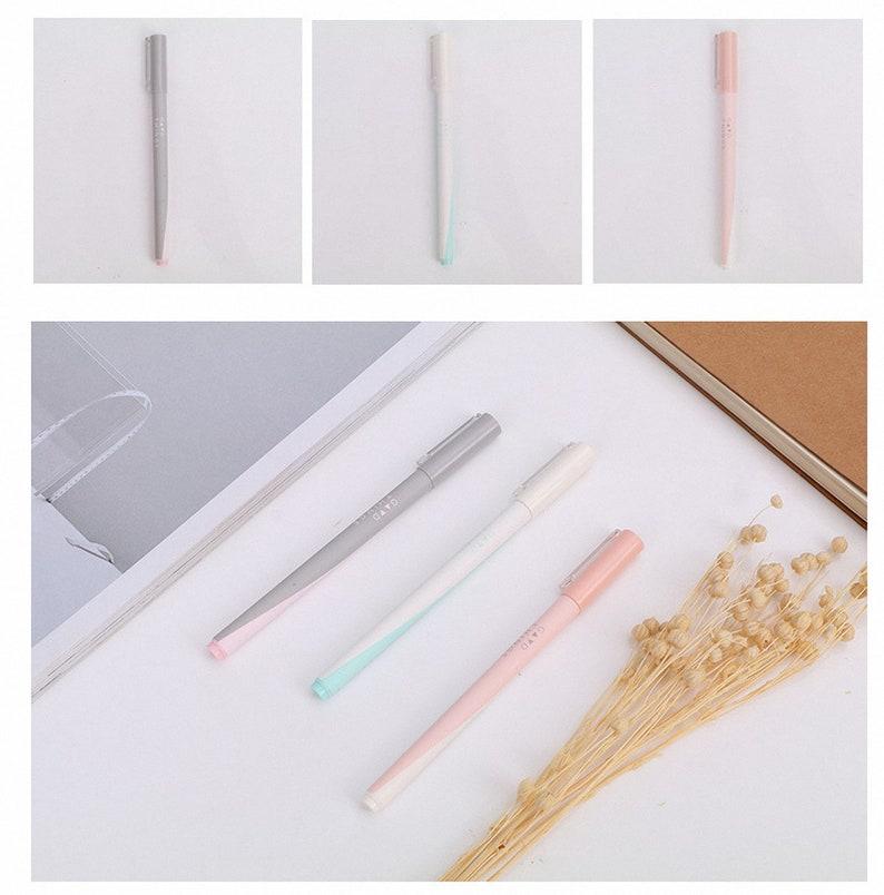Color Gel Pens  Pretty Pens Cute Stationery kawaii pens pen