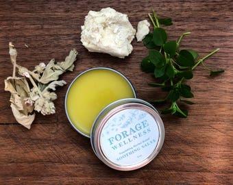 Soothing Salve | Anti Itch Cream | Restorative Skin Salve | Organic Herbal Balm