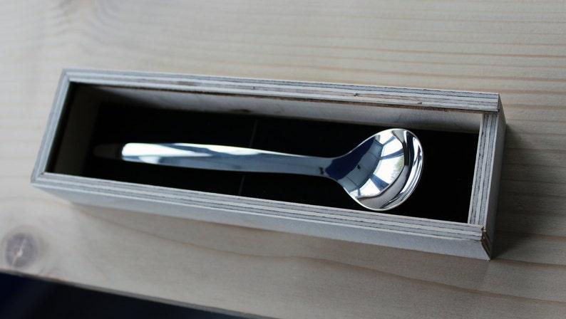 Silver 999 Spoon-Silver Tea Spoon-Silver Table Spoon-Baby Feeding Set-999 Spoon-Christening Gift-Spoon-L\u00f6ffel-Cuchara-Plata-Argent-Cuillere