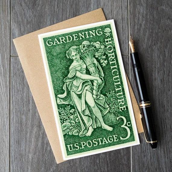 Gardening Birthday Cards Gardener Christmas Xmas Gifts