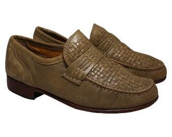 ef904a9881bf1 Mocassins et chaussures sans lacets pour garçons | Etsy FR