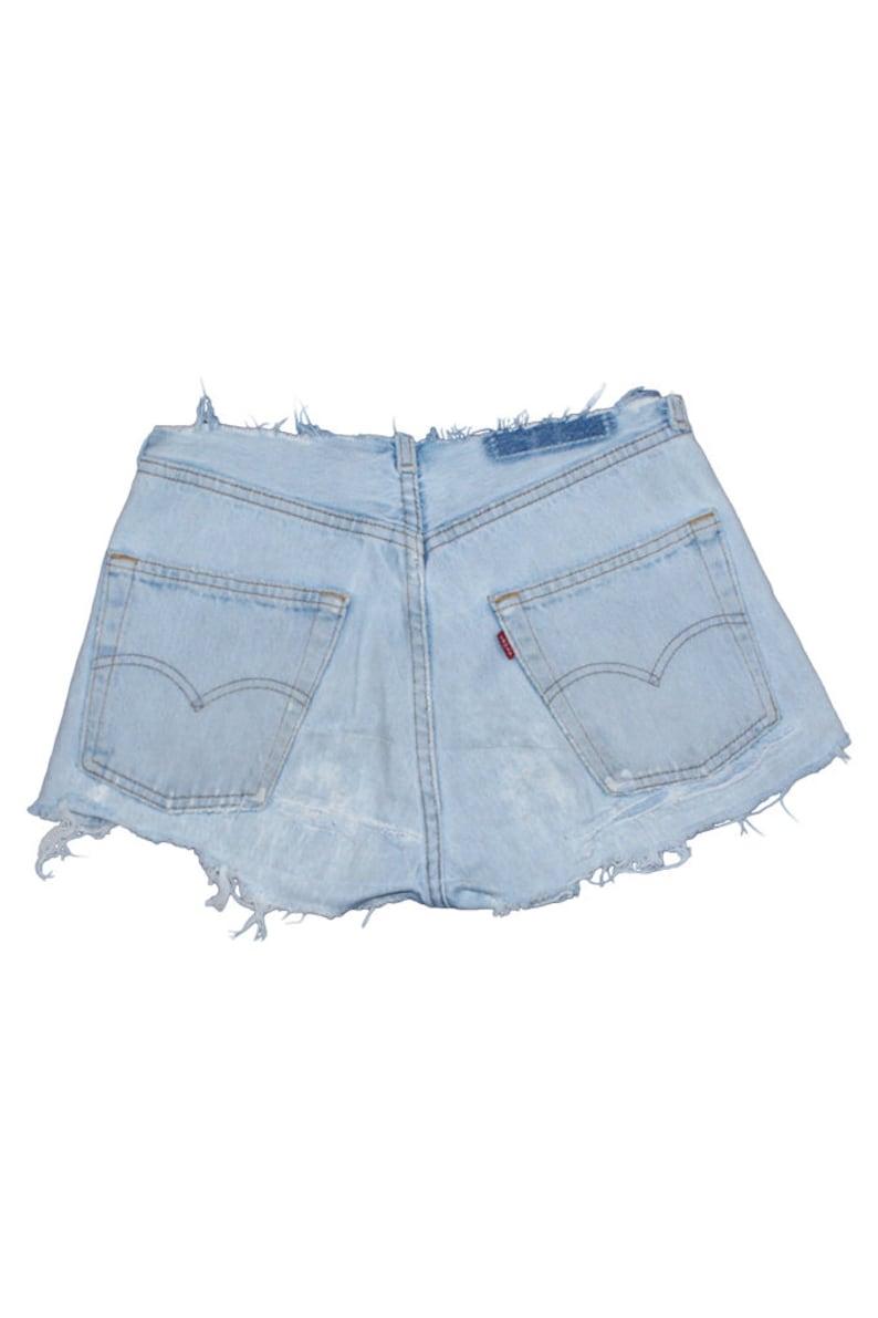 1990/'s Denim Shorts