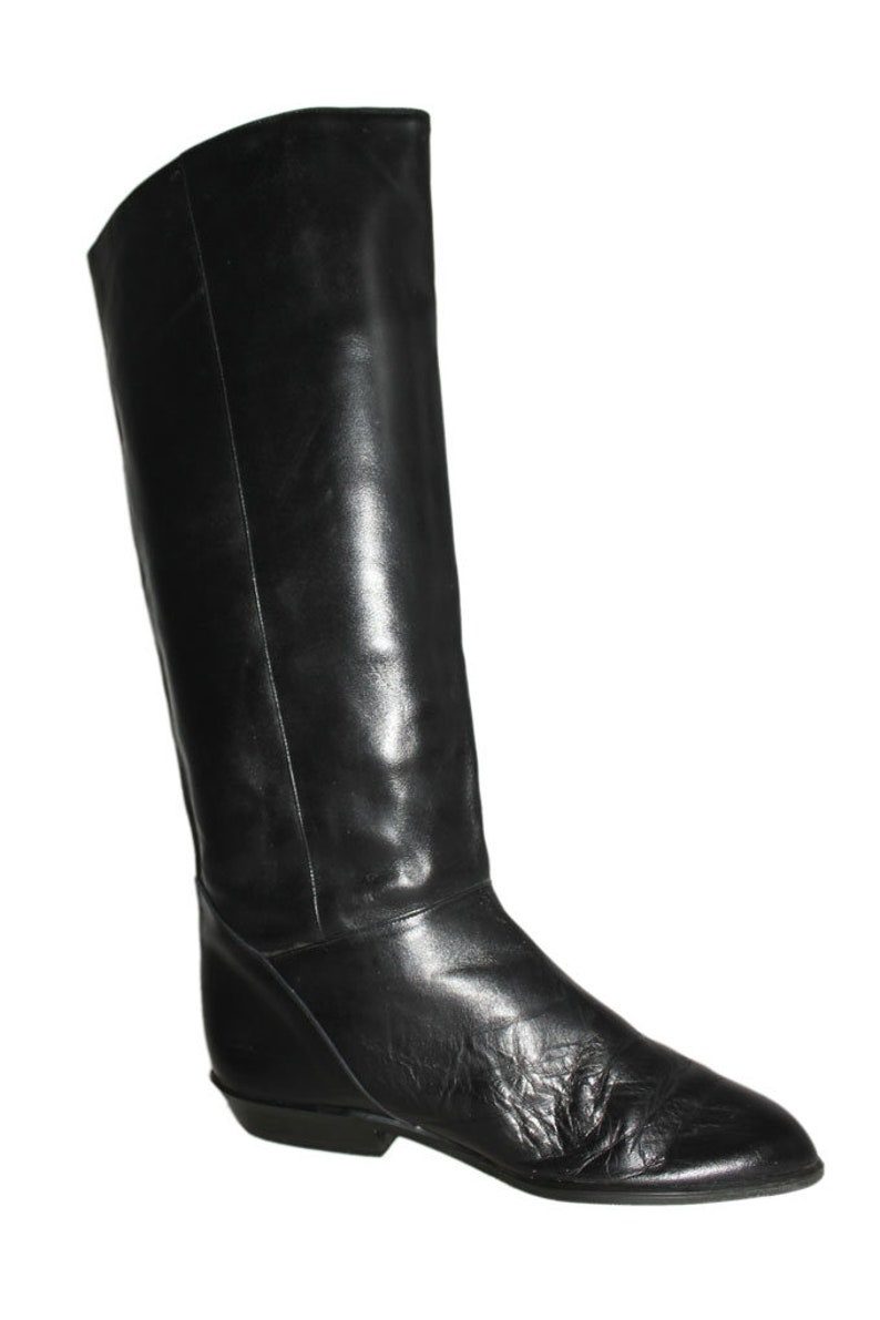 d95f952fd320a 1980's Big Buckle Boot