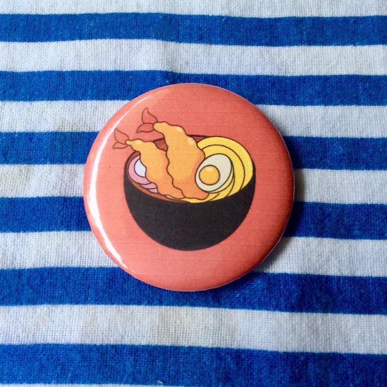 Cute Ramen Pin