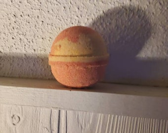 Venus Bath Bomb (solar system, planet)