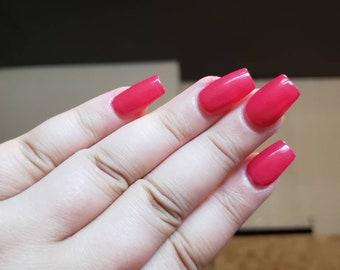 Flirtatious Flirt (5-free nail polish)