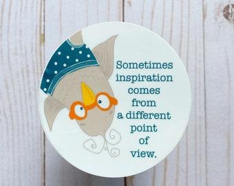 Inspiration Sticker//Encouragement Sticker//Trendy Sticker//Water Bottle Sticker// Laptop Sticker