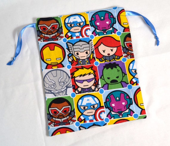 Cotton Lined Black Widow Dice Gaming Card Bag