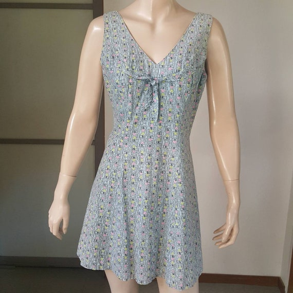 1950s or 60s Gabar play suit romper size L