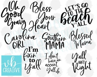Accent Svg Etsy
