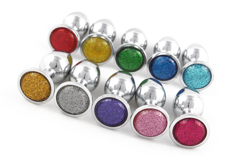 Glitter Jewell Butt Plug Bdsm Anal Plug Mature Listing For  Etsy-8160