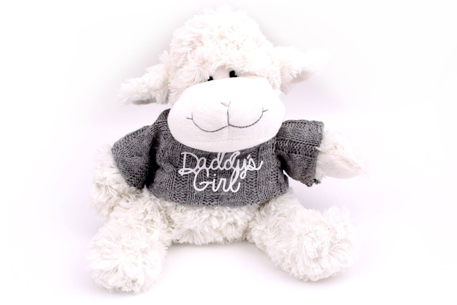 Daddy S Girl Customised Ddlg Stuffie Sheep Personalised Etsy