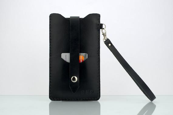 1ca5478d8223ce Wristlet iPhone se Case Leather iPhone 5s Wrsitlet iPhone 5s | Etsy