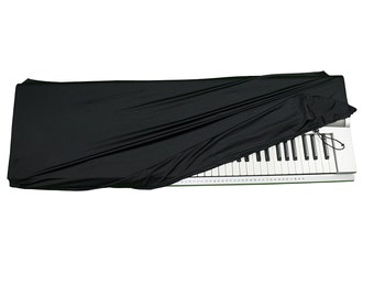 Classic Colorfast Wear-Resistant Upright Piano for Piano Piano Dust Cover Durable Upright Piano Dust Cover