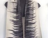 Alpaca Silk Handwoven Scarf