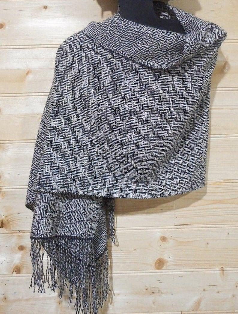 Alpaca Silk Wrap image 1