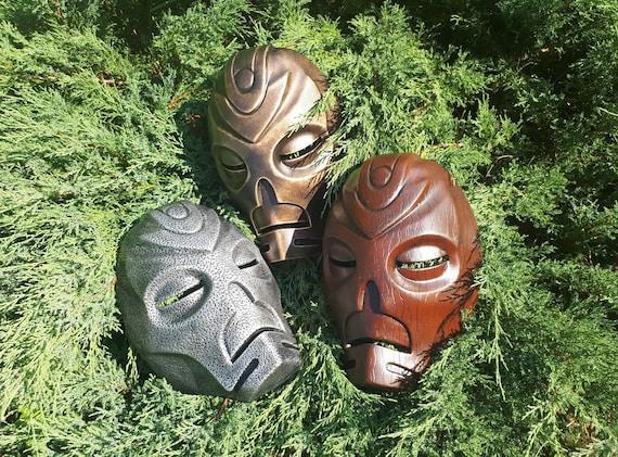 Dragon Priest Mask Unpainted kit