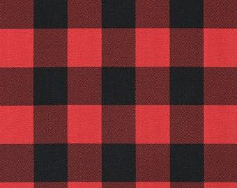 Buffalo Plaid Tablecloth | Picnic Tablecloth | Plaid Tablecloth | Woodland Tablecloth | Buffalo Plaid Table Runner | Lumber Jack Tablecloth