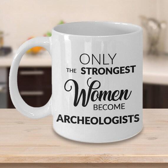Archeology Coffee Mug