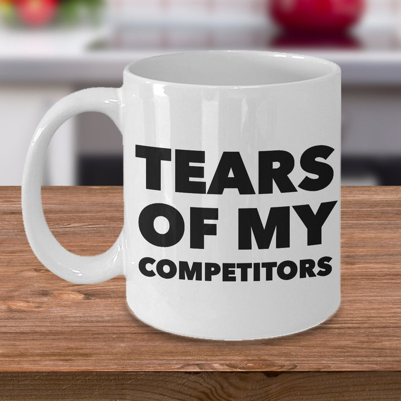 8a17b6c295e Competition Gifts Weightlifting Mug Realtor Gift Rude Mug   Etsy
