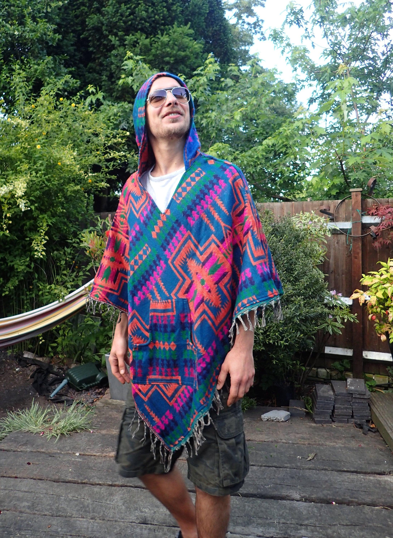 Poncho, festival, pixie, boho bohemian, cozy, gypsy style