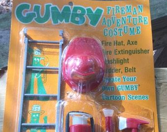 Fire Man Gumby