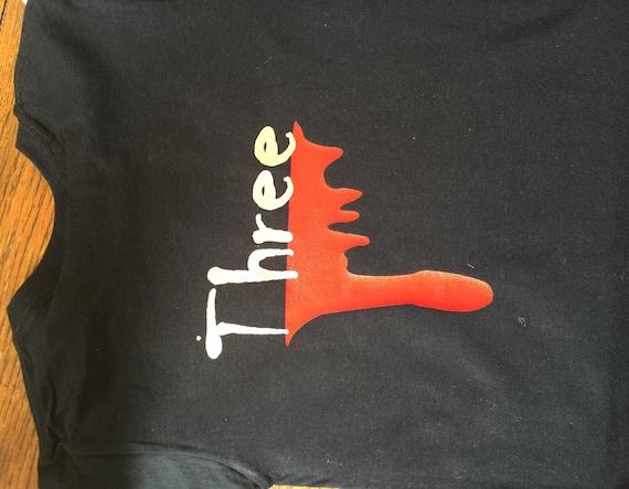 Birthday Age T Shirt