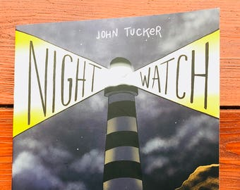 "John Tucker's ""Night Watch"" comic"
