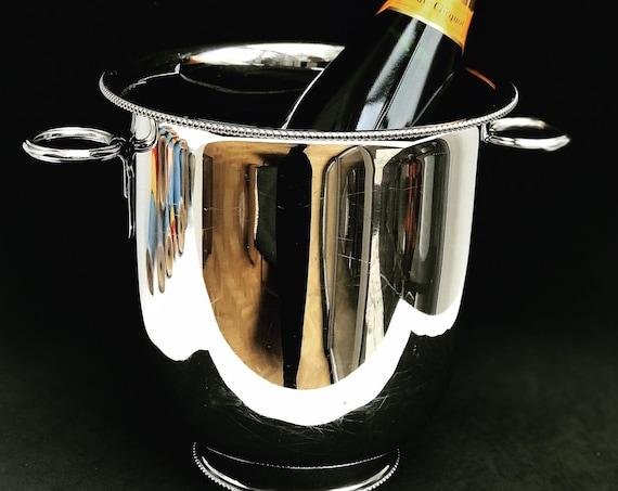 Champagne Bucket Bouillet Bourdelle Ice Bucket Wine Bucket Metal Wine cooler wine bottle accessoires bar cart decor christmas gift