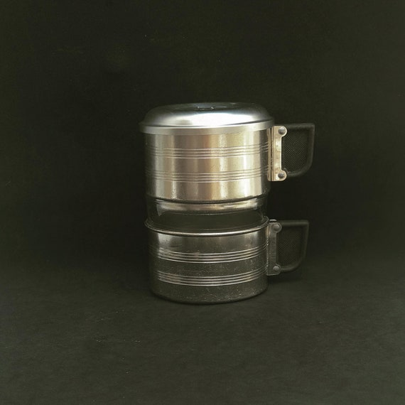Vintage French Coffee Maker Art Deco, Single Cup Coffee filter french  single cup coffee maker