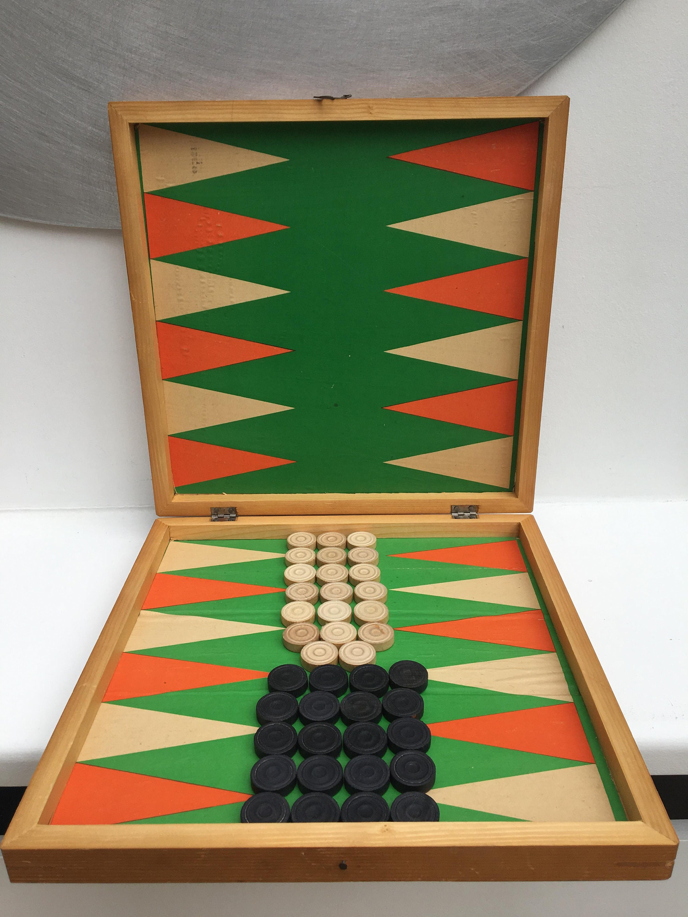 How Old Is Backgammon