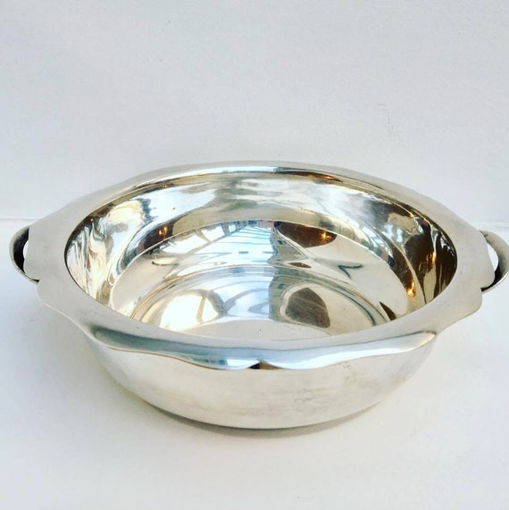Serving Lidded Dish, vegetables Plate,  by Denayer, Silver Plated. 1960, made in Belgium,