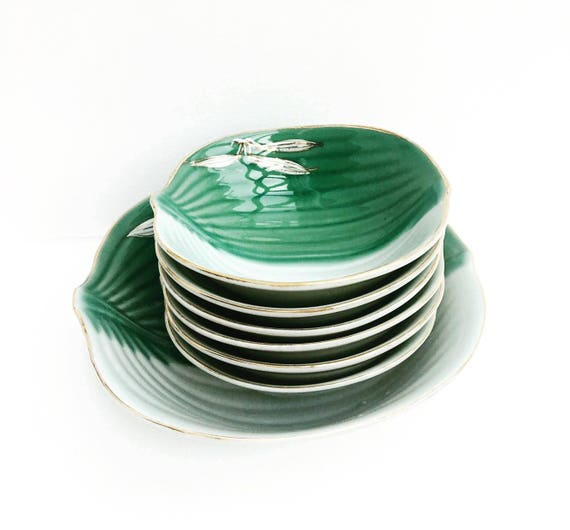 Bowls Set Vintage Royal Kentucky,  Fruits Salade Set Serving or Cream Server, even for Soup, English China, English Retro,  Porcelain set