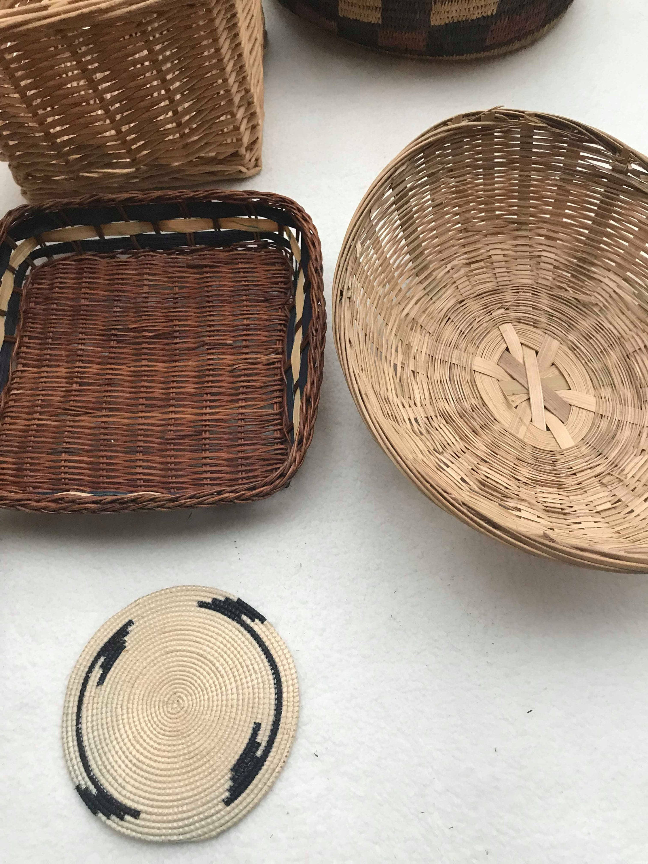 Fresh African Woven Baskets Collection Of Basket Decorative