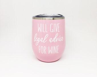 Birthday Gift Lawyer