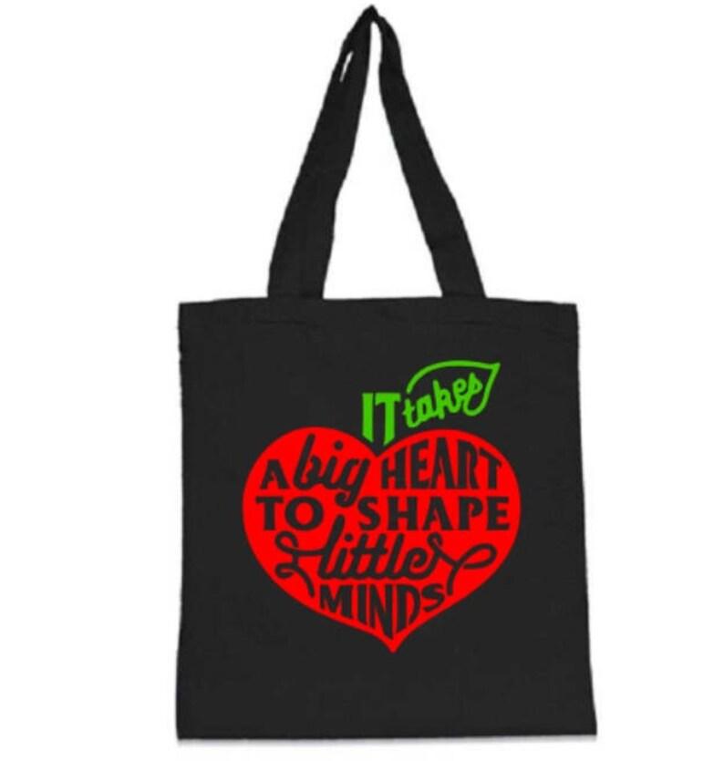 Tote Bag Teacher Bag Teacher Tote Bag Teacher Gift Back To School Preschool Teacher New Teacher Gift Teacher Teacher Appreciation Birthday