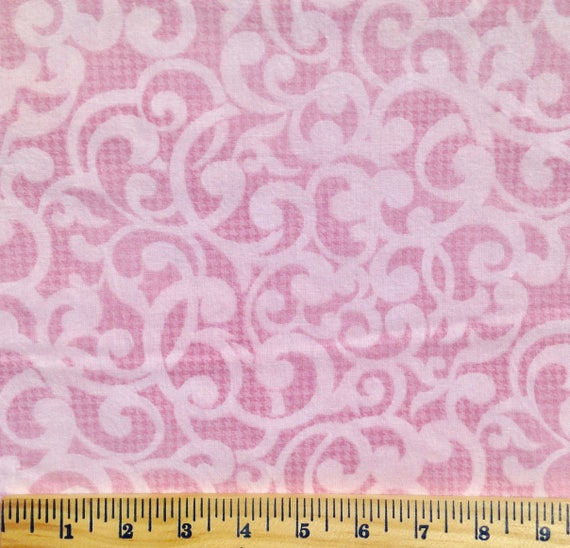 Pink Swirl Quilt Backing Fabric 108 In Wide Quilt Backing 3 Etsy